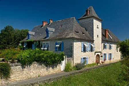 Vacation rental France, Lot, Souillac bed & breakfast Le Prieuré Bed & Breakfast