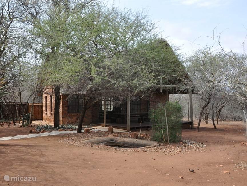 Vacation rental South Africa – villa Villa Zazu