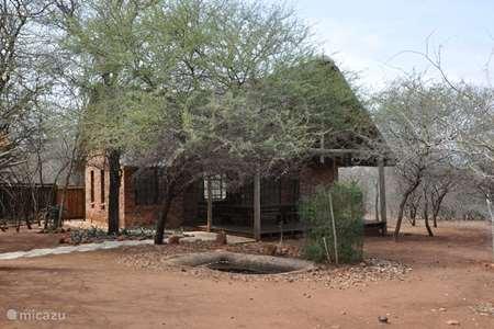 Vakantiehuis Zuid-Afrika – villa Villa ZaZu