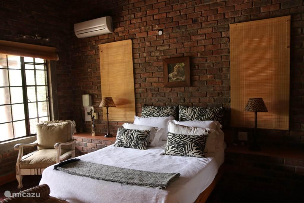 Slaapkamer op de begane grond