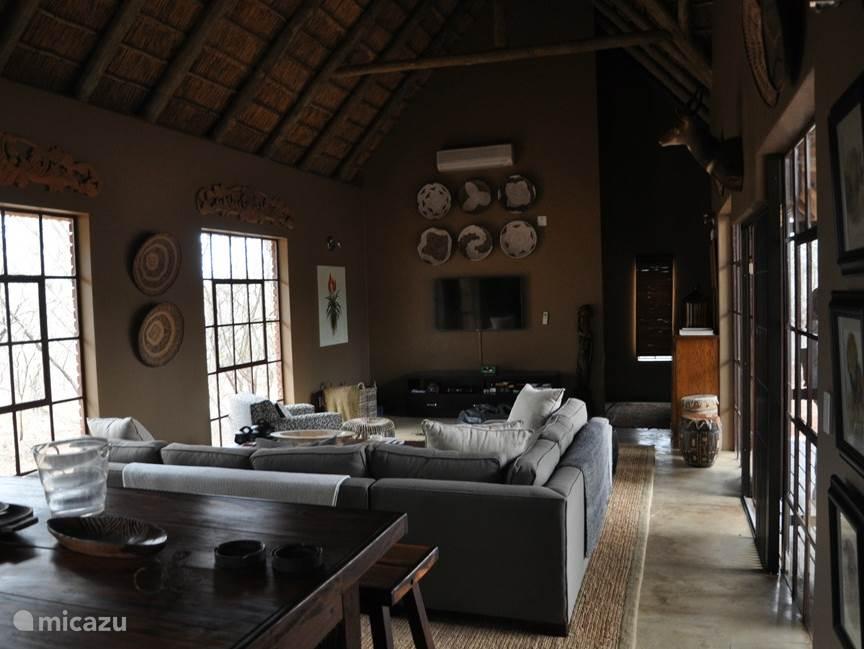 Interior lounge-huis