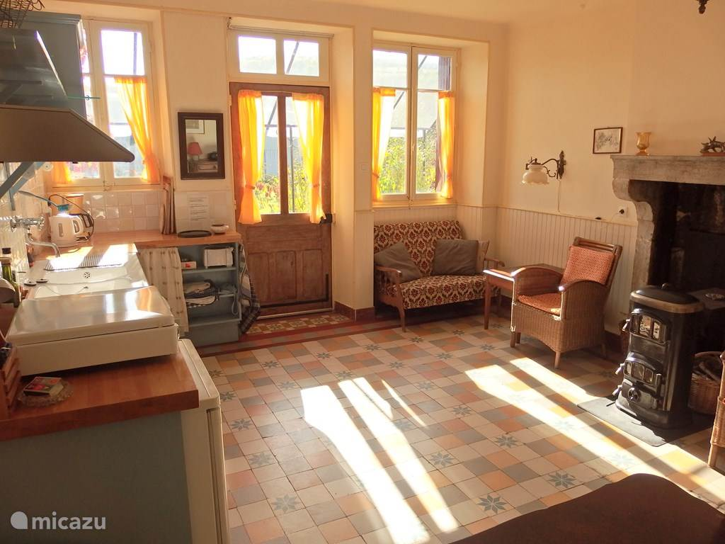 Vacation rental France, Burgundy, Arnay-sous-Vitteaux  Gîte / Cottage Le Dépôt de Pain