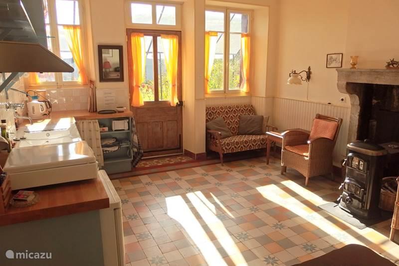 Vakantiehuis Frankrijk, Côte-d'Or, Arnay-sous-Vitteaux Gîte / Cottage Le Dépôt de Pain