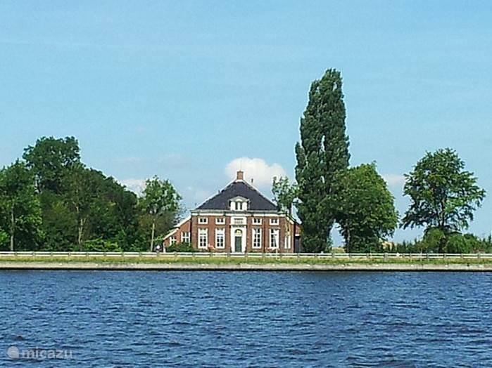 Vakantiehuis Nederland, Groningen, Oostwold boerderij Boerderij met schitterend uitzicht