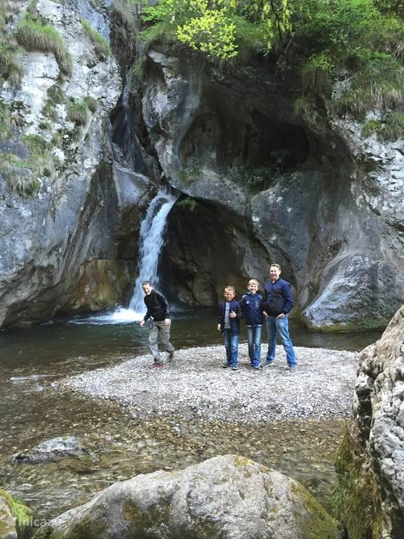 Prachtige natuur in de omgeving; een paradijs voor wandelaars!