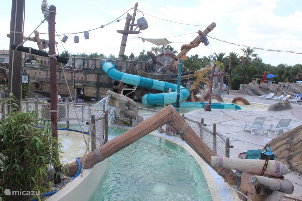 3000 m2 water paradijs