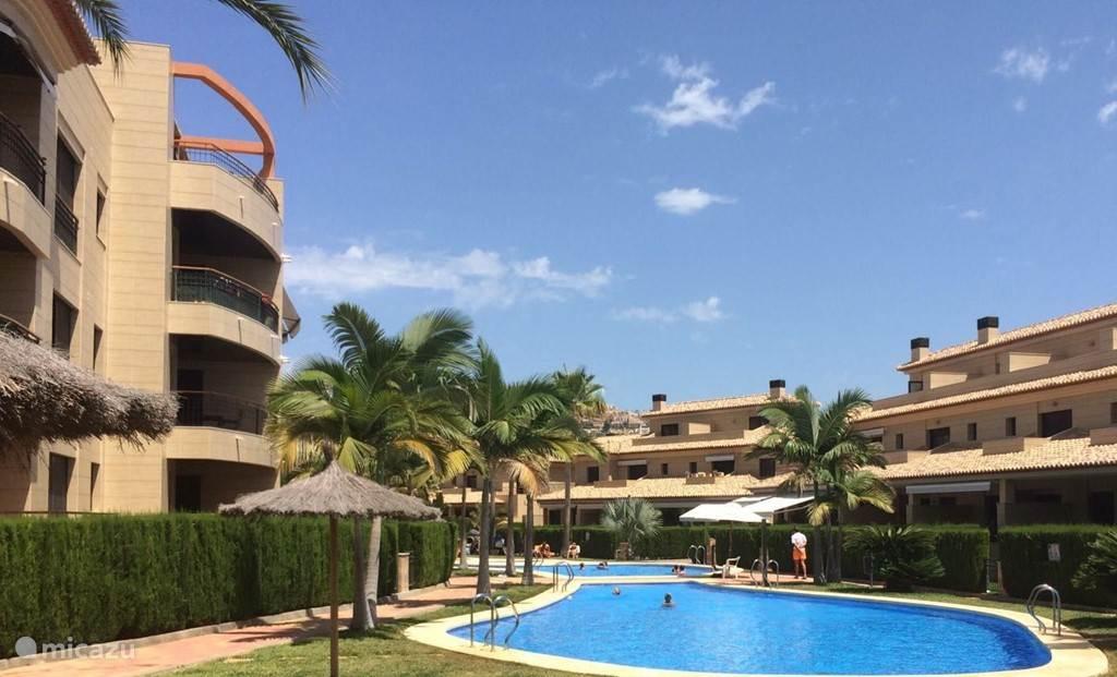 Vakantiehuis Spanje, Costa Blanca, Javea - appartement Casa Fieno