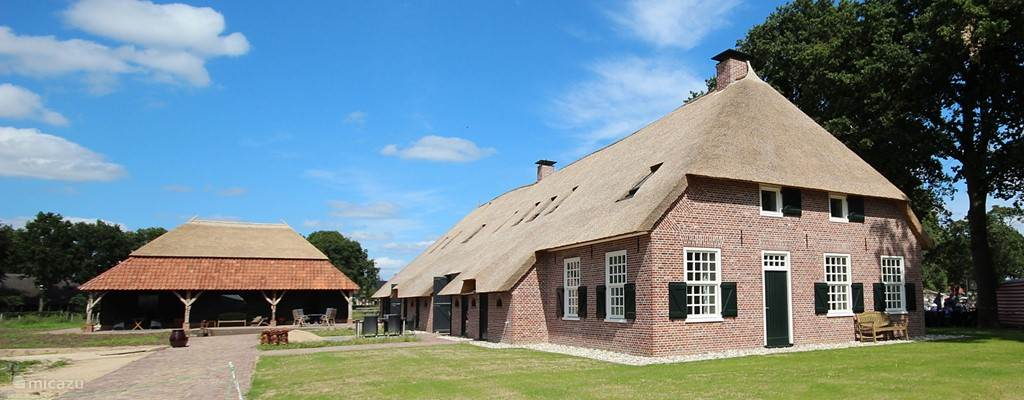 Vacation rental Netherlands, Drenthe, Dwingeloo farmhouse Country house Lhee