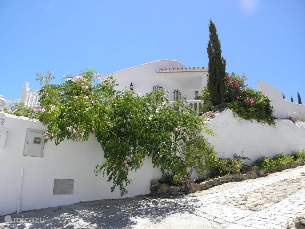 Vakantiehuis Spanje, Andalusië, La Viñuela Villa Casa Vista de Sierra