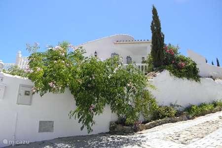 Vakantiehuis Spanje, Andalusië, Viñuela villa Casa Vista de Sierra