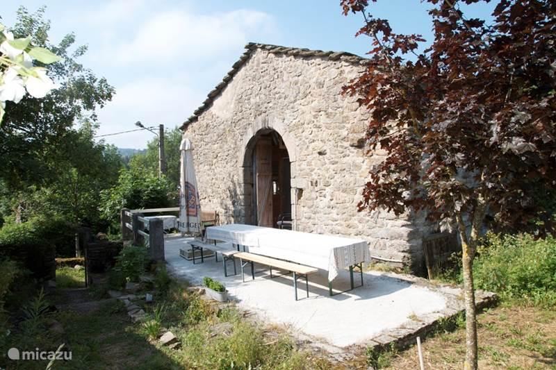 Ferienwohnung Frankreich, Ardèche, Huedour Bauernhof Boutazou Huedour