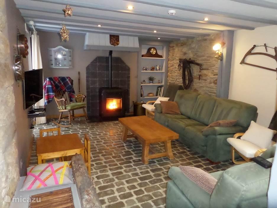 Vacation rental Belgium, Ardennes, Vielsalm  gîte / cottage Chez Mitt
