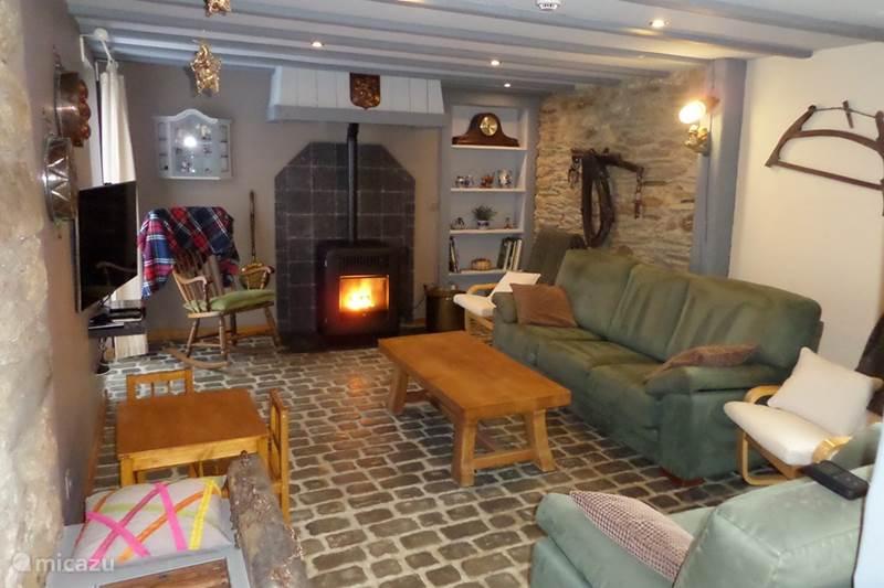 Vakantiehuis België, Ardennen, Vielsalm Gîte / Cottage Chez Mitt