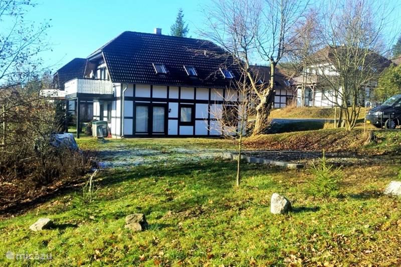 Ferienwohnung Deutschland, Sauerland, Frankenau Ferienhaus Vermietung Sauerland