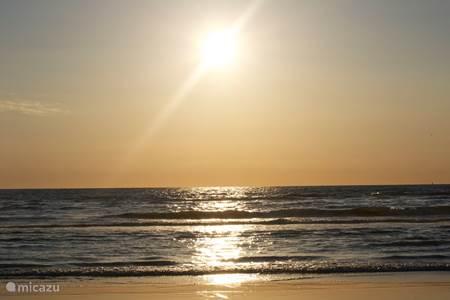 Het mooie Noordwijkse strand op loopafstand