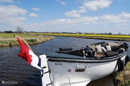 Nederland vanaf het water