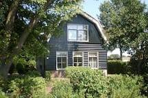 Vakantiehuis Nederland, Noord-Holland, Haarlem appartement Appartement aan het Spaarne