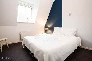 Slaapkamer 1 eventueel uit te breiden naar 3 bedden.