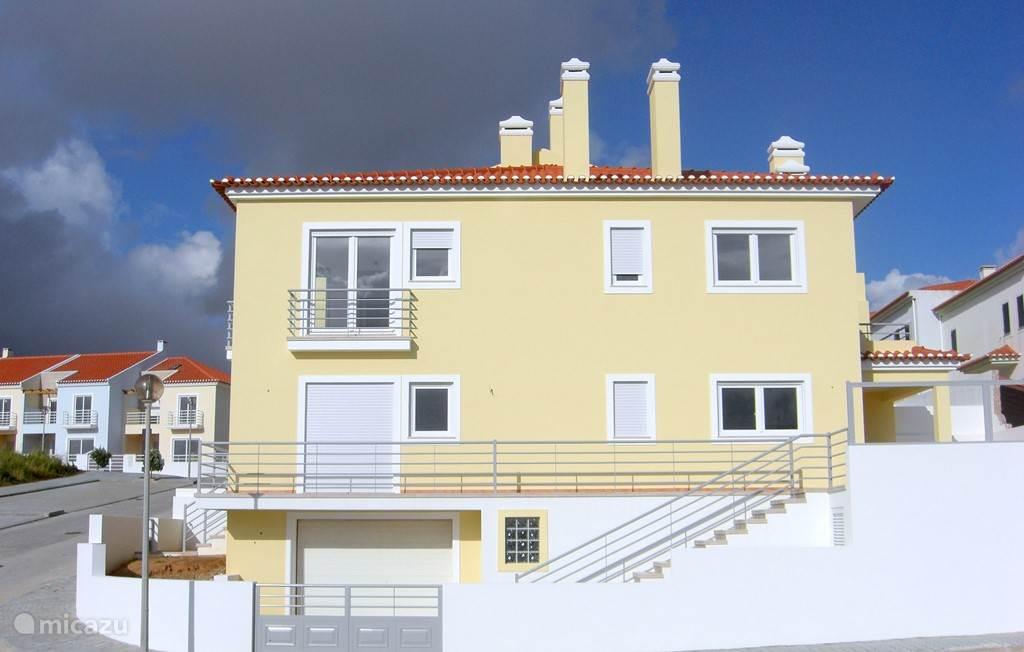 Vakantiehuis Portugal, Lissabon, Lourinha Vakantiehuis Fantastisch vrij uitzicht op zee