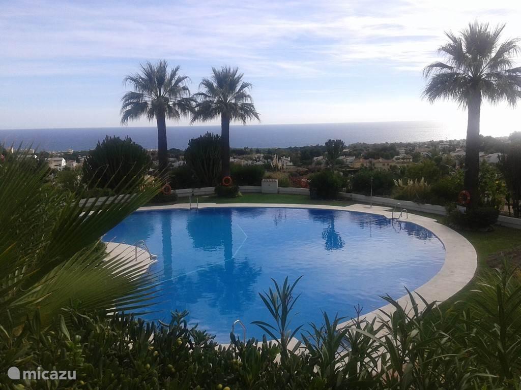 Vakantiehuis Spanje, Costa del Sol, Sitio De Calahonda - appartement Appartement Spanje, Calahonda