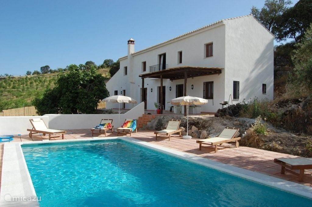 Vakantiehuis Spanje, Andalusië, Montefrio Villa Las Pilas de la Dehesa