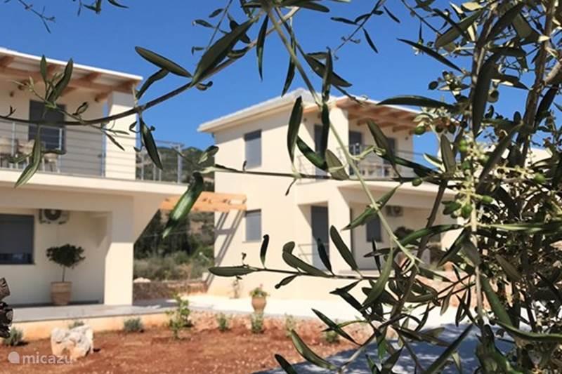 Vakantiehuis Griekenland, Zakynthos, Agios Nicolaos - Volimes Villa Fengári - luxe villa op unieke plek