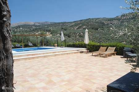 Vakantiehuis Spanje, Andalusië, Montefrio vakantiehuis Casa Lasnavillasmm,Montefrio,Granada