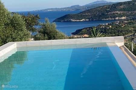 Vakantiehuis Griekenland, Zakynthos, Agios Nicolaos - Volimes – villa  Nieuwe Vleugels Markante Villa