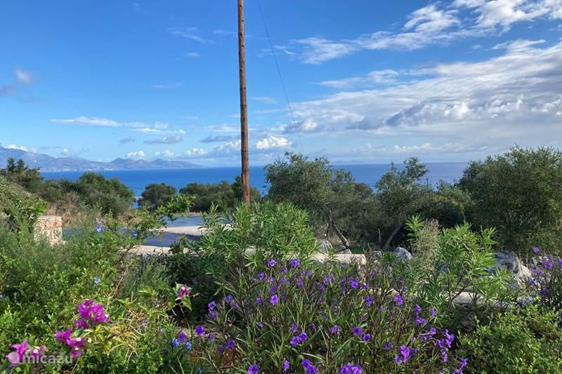 Vakantiehuis Griekenland, Zakynthos, Agios Nicolaos - Volimes Villa  Nieuwe Vleugels Markante Villa