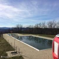 Het zwembad van Ponzone