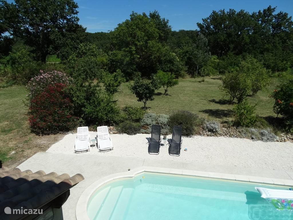 Vacation rental France, Languedoc-Roussillon, Saint-Paulet-de-Caisson Villa Au Bon Coin