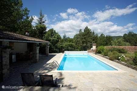 Vakantiehuis Frankrijk, Gard – villa Villa Les Brousses