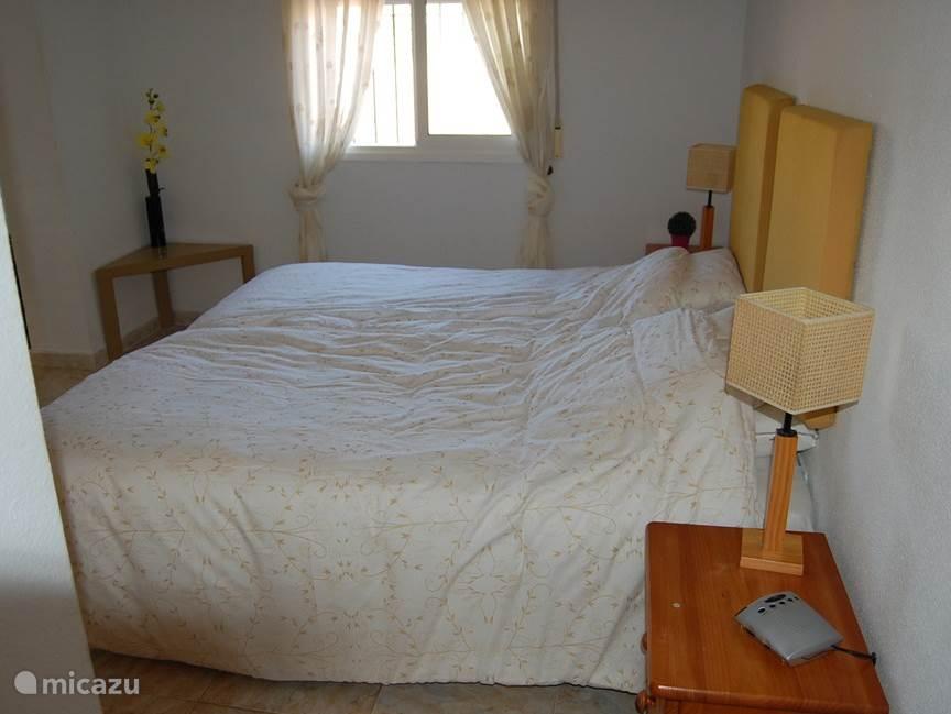 2persoons slaapkamer met badkamer