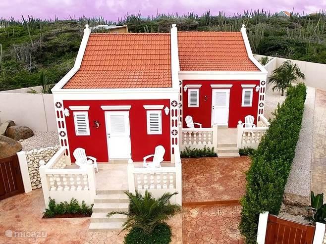 Ferienwohnung Aruba, Aruba Nord, Palm Beach Appartement Moderne Wohnung mit Zugang zum Pool