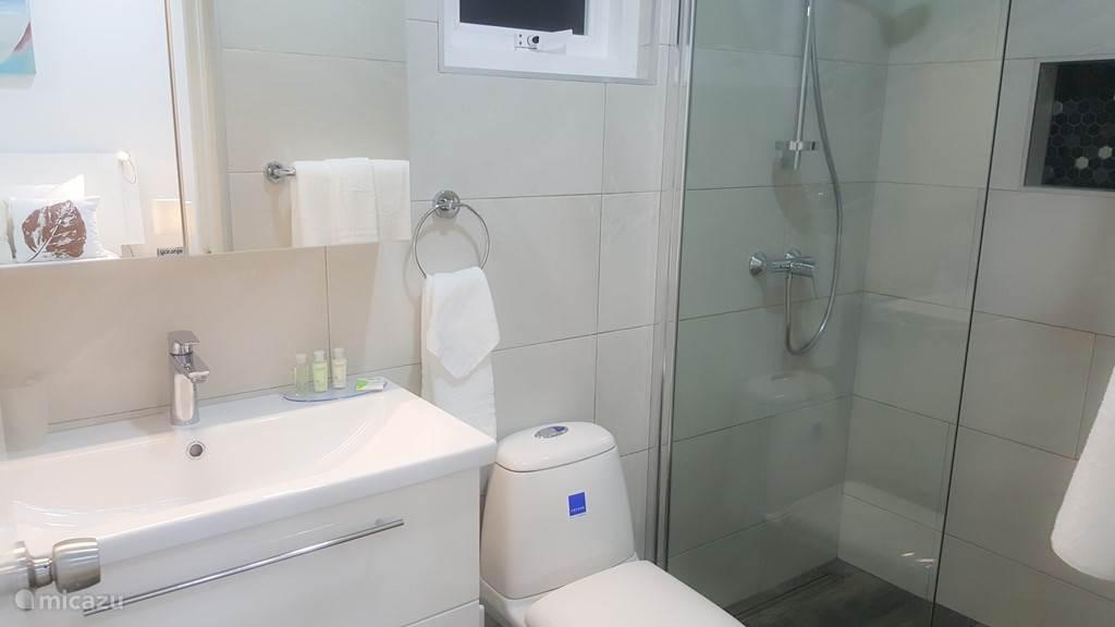 Vakantiehuis Aruba, Noord, Palm Beach Appartement Modern apartment met zwembad toegang