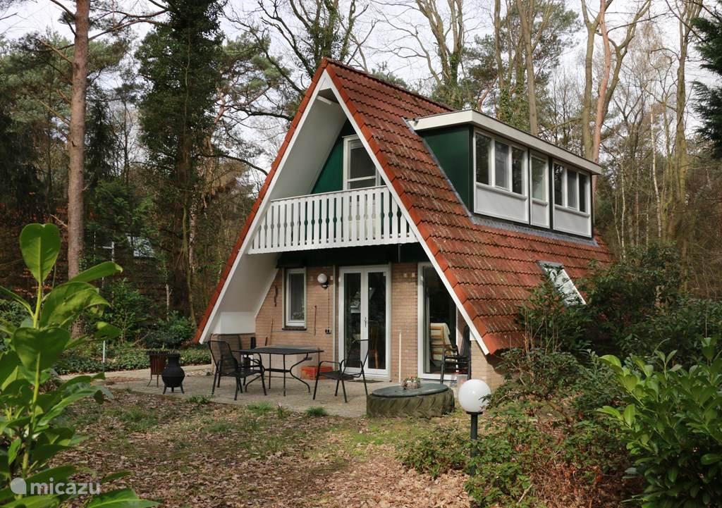 Vakantiehuis Nederland, Gelderland, Harfsen vakantiehuis Calluna 151