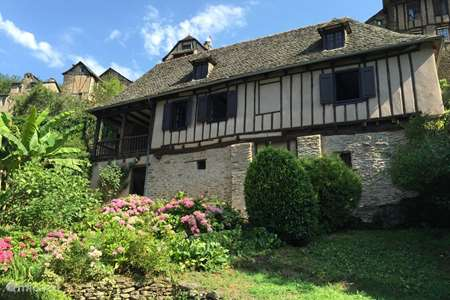 Vakantiehuis Frankrijk, Aveyron – vakantiehuis Sous les Hêtres