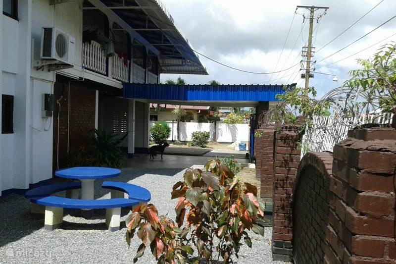 Vacation rental Suriname, Paramaribo, Paramaribo Holiday house Bungalow Prakash Ayurveda