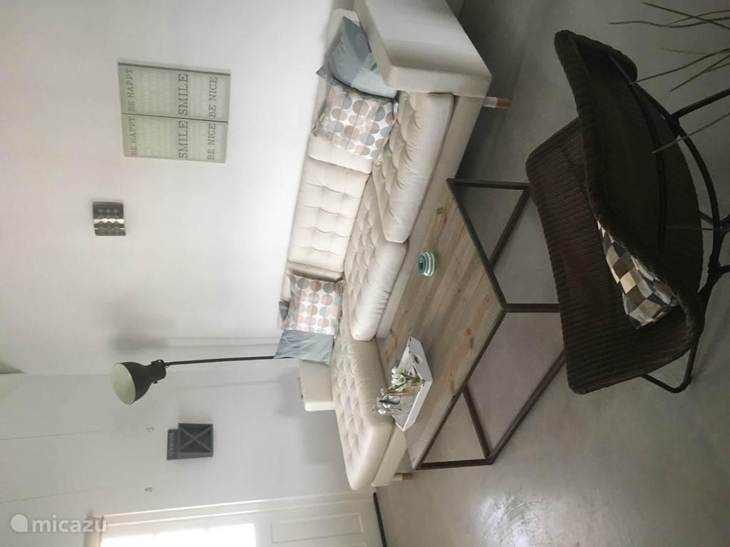 Complete living room Villa Joy Viva Bonaire.