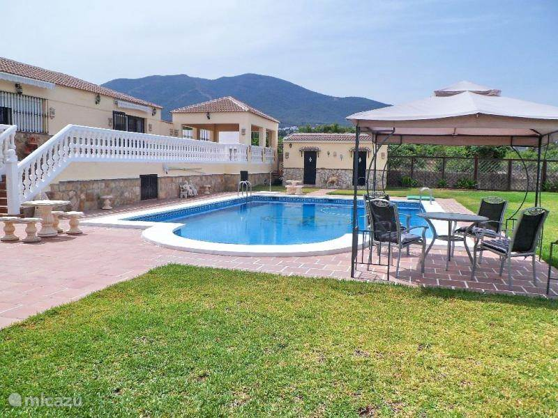 Vakantiehuis Spanje, Andalusië, Alhaurín el Grande Bed & Breakfast Casa Oliva
