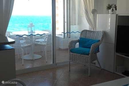 Vakantiehuis Spanje, Costa del Sol, Algarrobo-Costa appartement Corazon