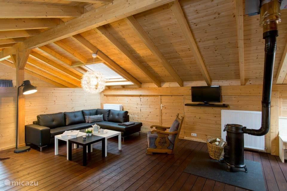 Lounge gedeelte