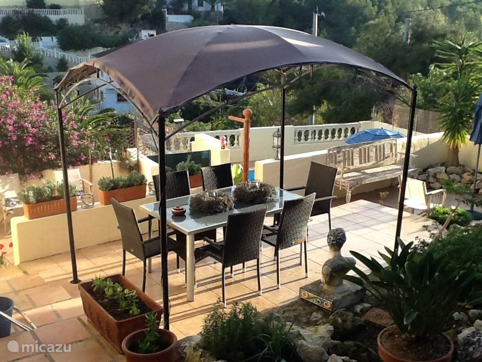 Vakantiehuis Spanje, Costa Blanca, Benissa vakantiehuis Villa Alondra