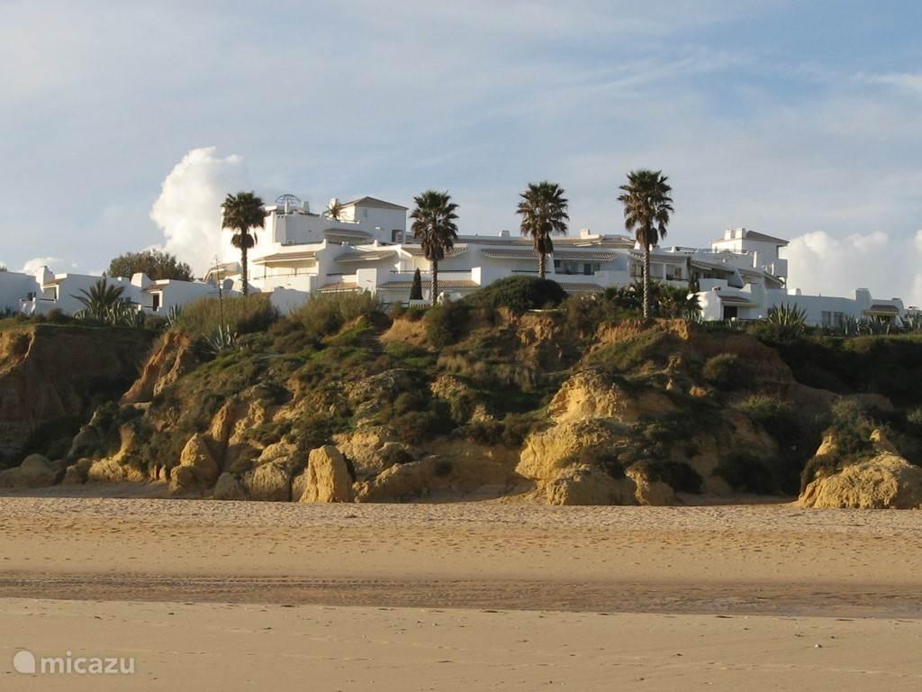 Vakantiehuis Portugal, Algarve, Armação de Pêra appartement Clube Nautilus Casa das Conchas