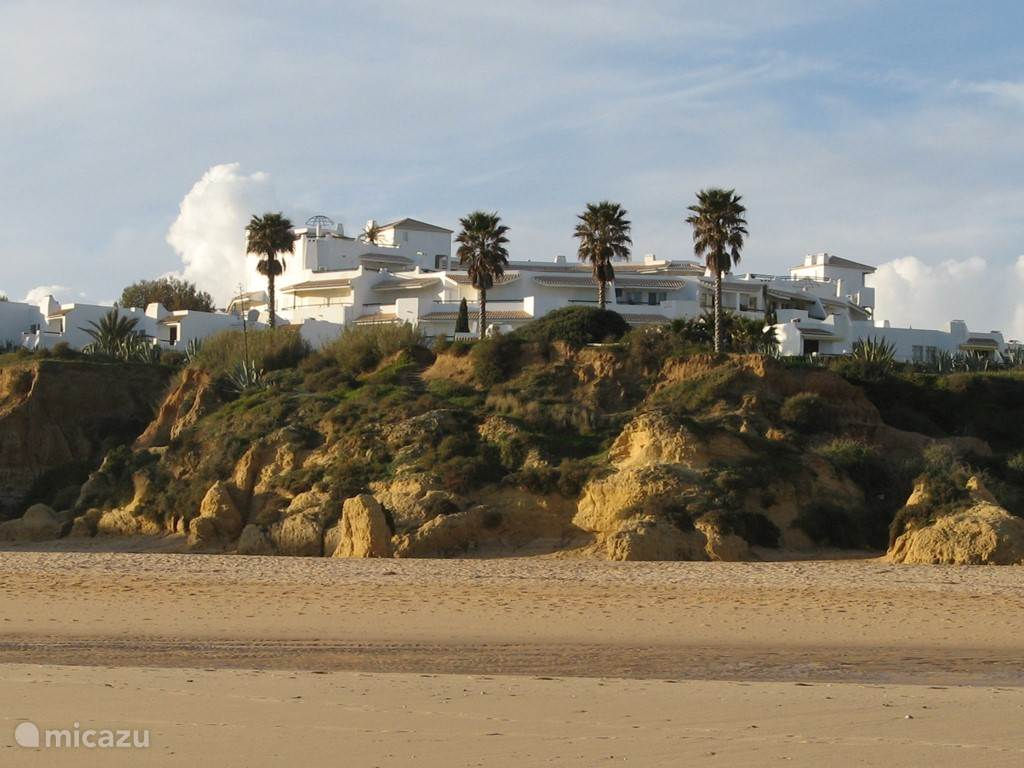 Vakantiehuis Portugal, Algarve, Armação de Pêra Appartement Casa das Conchas