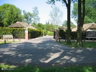 Ingang Parc Veluwerijck