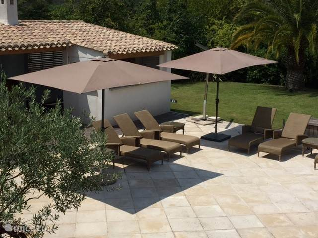 Garden furniture and patio