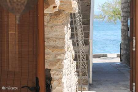 Vacation rental Croatia, Dalmatia, Kastel Novi holiday house Vila Phoenix