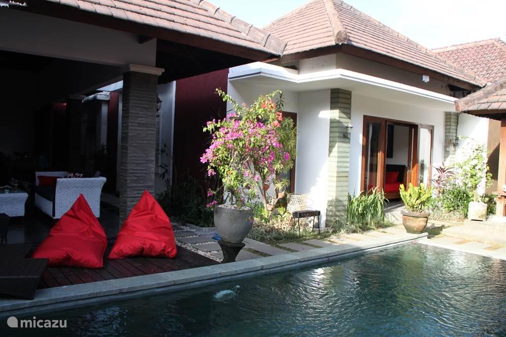 Vacation rental Indonesia, Bali, Seminyak villa Villa Jenile