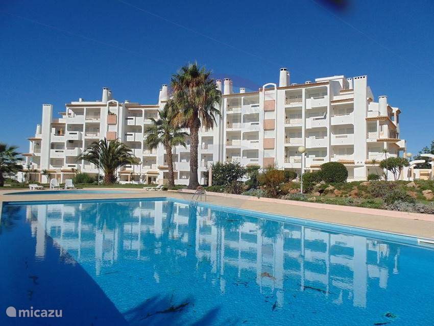 Attractieparken, Portugal, Algarve, Albufeira, appartement Estrela